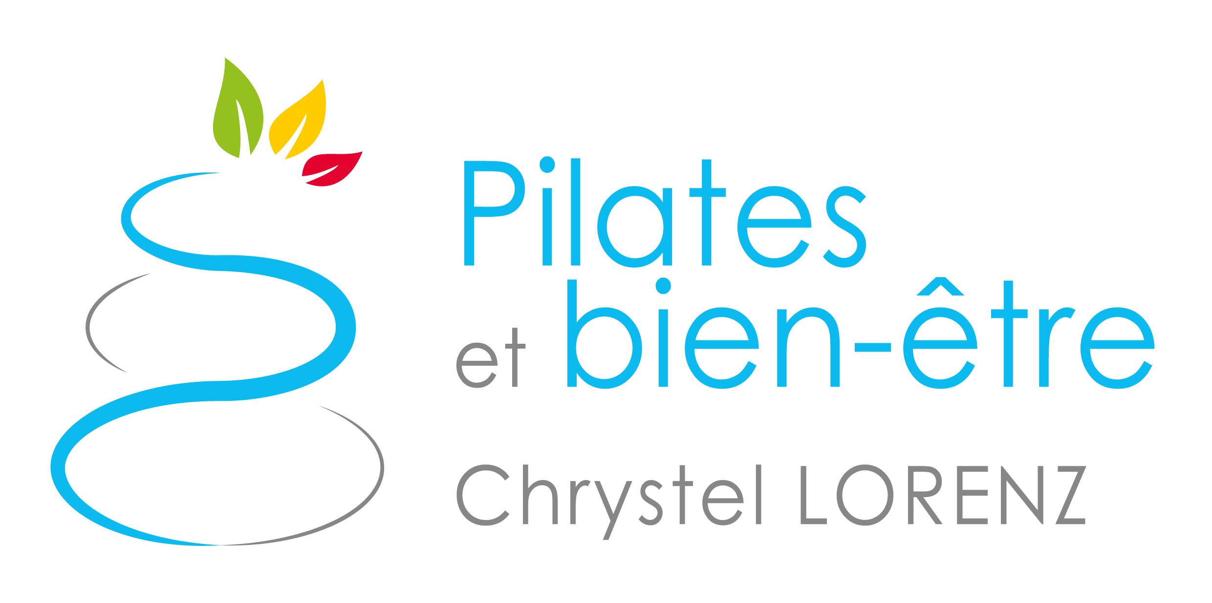 Logo Pilates Nancy, Chrystel LORENZ